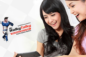 Walky Talky Singapore Facebook Contest